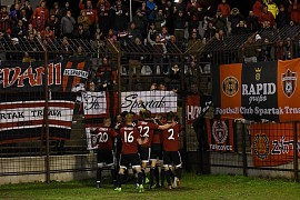 417681e5ec814 FK Slovácko - AC Sparta Praha 1:1 v 18. kole českej ligy