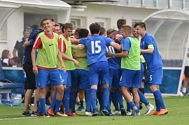 657943bb44d73 Reprezentácia > Mládežnícke výbery | FutbalPortal.sk