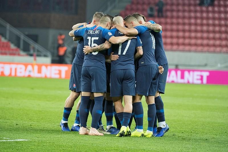 0777ebf1ad987 Slováci zdolali hladko Ukrajinu | FutbalPortal.sk