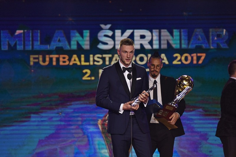 ed6a3393f1 Futbalista roka 2018 v Šamoríne