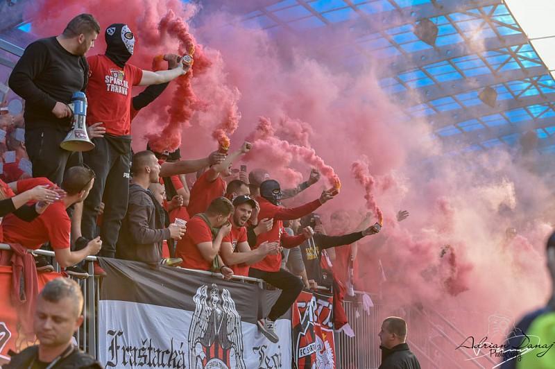 af7ace3881 Nitra vyčísľuje škody na štadióne po finále Slovenského pohára ...
