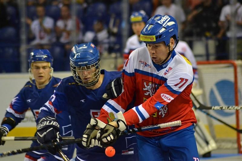 35ab005ef626a Slováci podľahli Česku, v štvrťfinále ich čaká Taliansko (FOTO+VIDEO ...