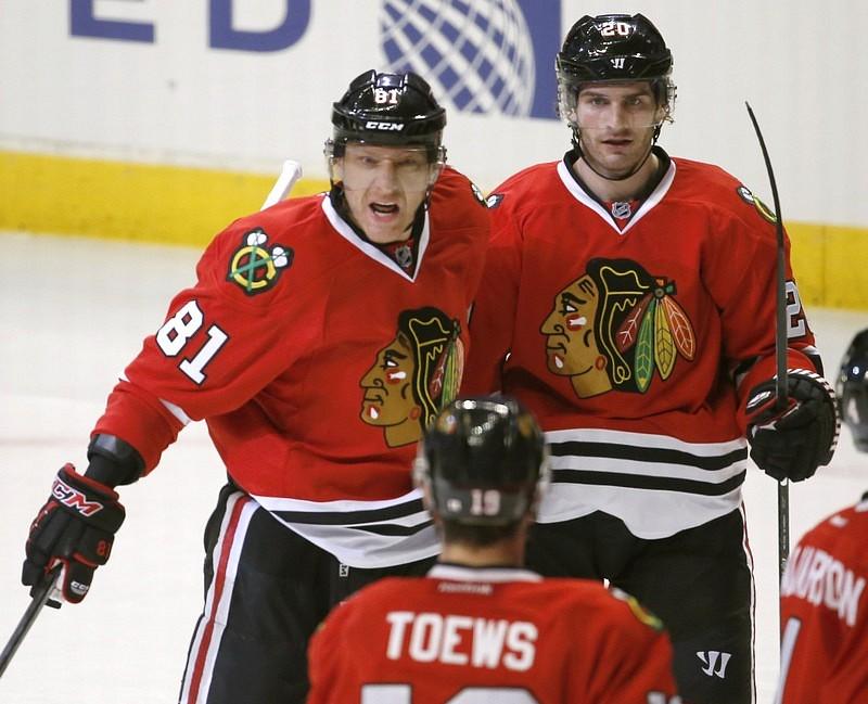 b7570965b66e2 Chicago si vynútilo siedmy zápas, Hossa skóroval | HokejPortal.sk