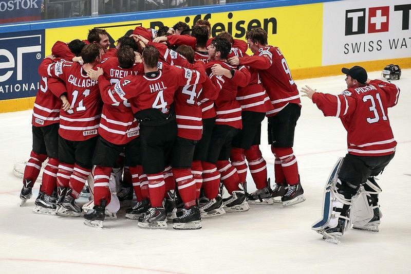 eb880e6c92f85 Kanada si upevnila 1. miesto v rebríčku IIHF | HokejPortal.sk