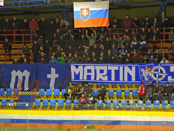 0bba92f843304 Finále play-off St.Nicolaus ligy: Michalovce druhýkrát v rade nedobyli  martinské hradby (VIDEO)