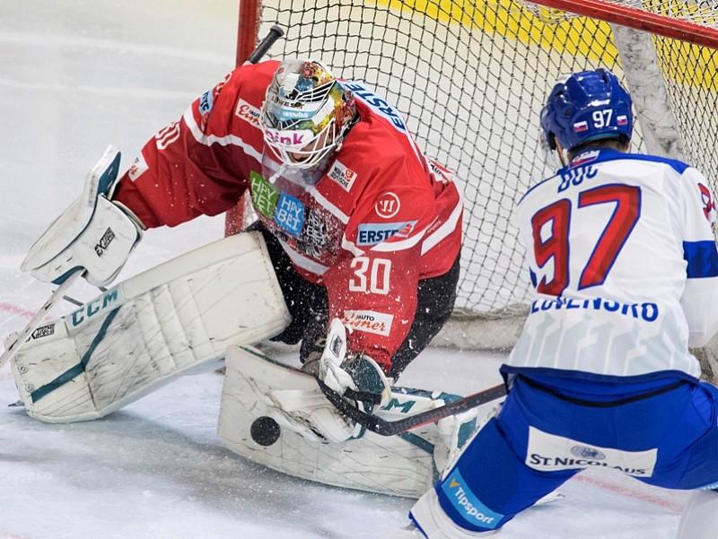 26eb0156be594 Slováci zdolali Rakúsko aj v druhom zápase po veľkom trápení v koncovke