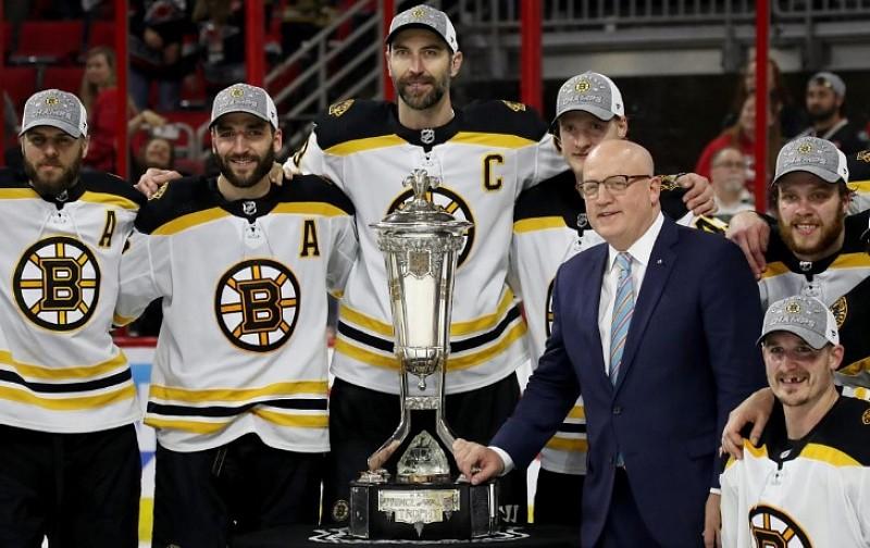 05c86267c02db Boston postúpil do finále Stanleyho pohára, Chára nehral (VIDEO ...